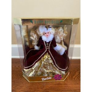 NEW 1996 Holiday Barbie